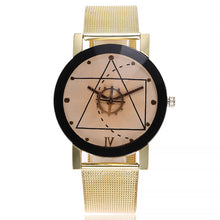 Load image into Gallery viewer, Men's Triangle Watch
