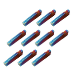 10Pcs Blue Nano MGMN200-G 2mm Carbide Insert