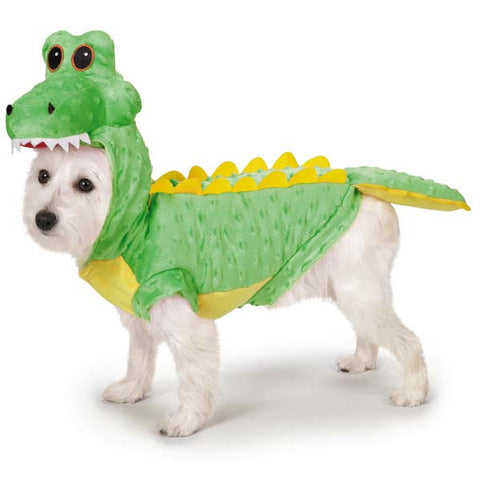 CANINE CROCODILE COSTUME