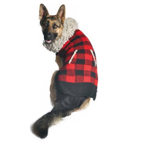 Lumberjack Sweater