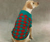Christmas Argyle Sweater