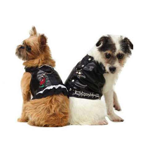 Biker Dog Harness