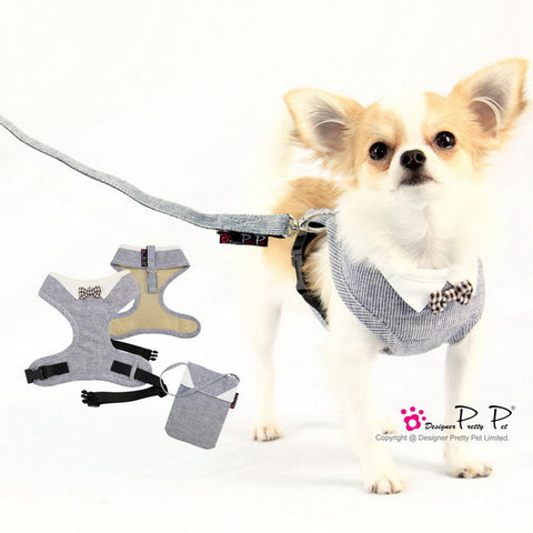 Bowtie Harness Set