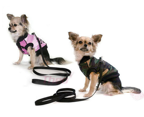 Camo Coat Harness