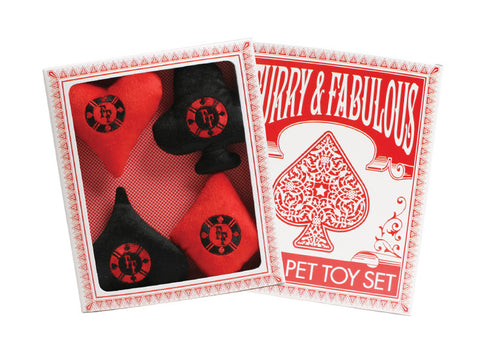 Casino Plush Toy Set