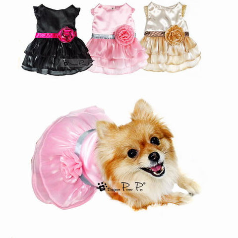 Rose Dog Dress