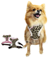 Leopard Dog Harness