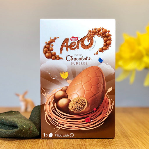 Aero - Chocolate Bubbles Medium Egg