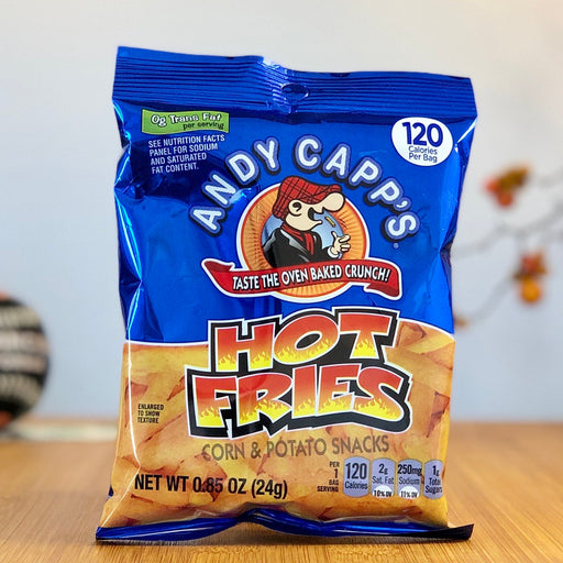 Andy Capp's - Hot Fries aus Amerika