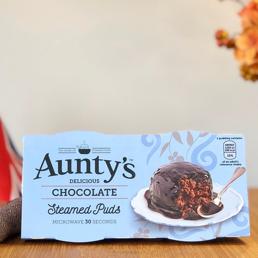 Aunty's - Chocolate Pudding aus England