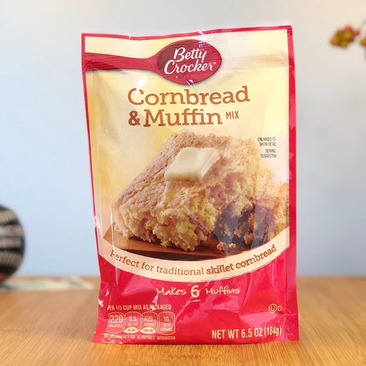Betty Crocker - Cornbread & Muffin Mix aus Amerika