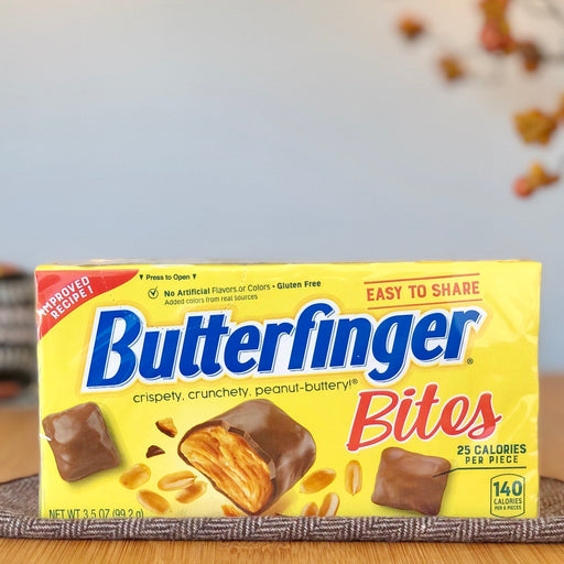 Butterfinger Bites (Cinema Box) aus Amerika