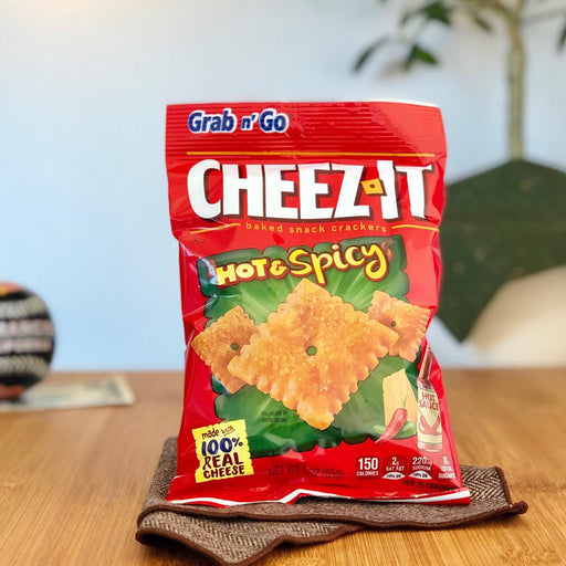 Cheez-It Hot & Spicy - Hot Sauce