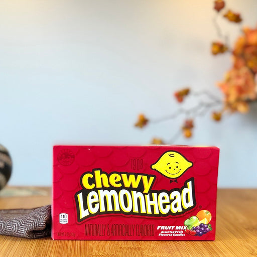 Chewy Lemonhead - Fruit Mix (Cinema Box) aus Amerika