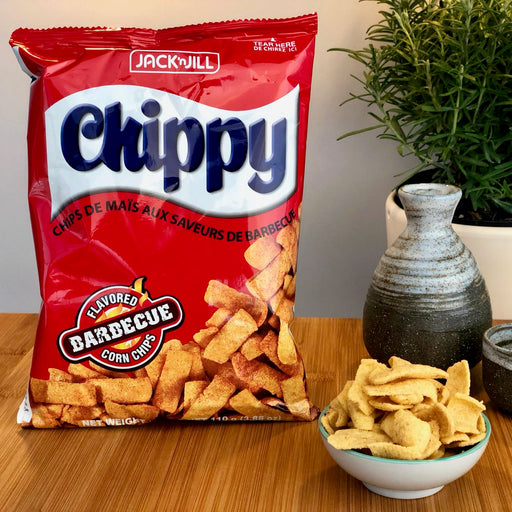 Chippy Mais Chips mit BBQ
