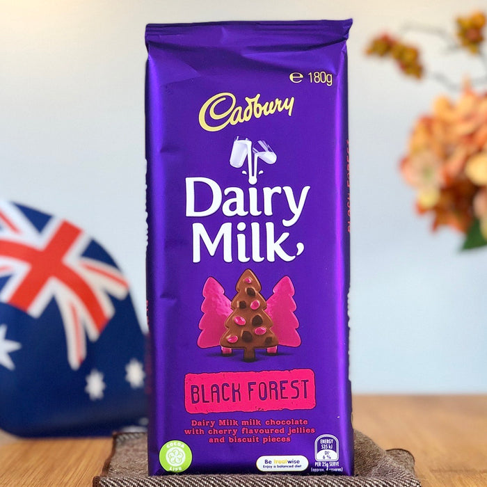 Dailry Milk - Black Forest (180g)