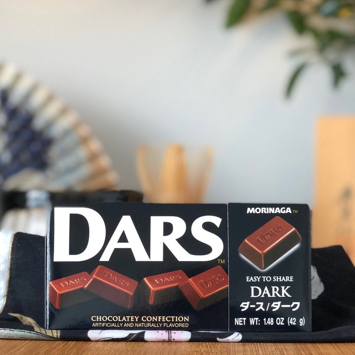 Dars Dark Bitter Chocolate