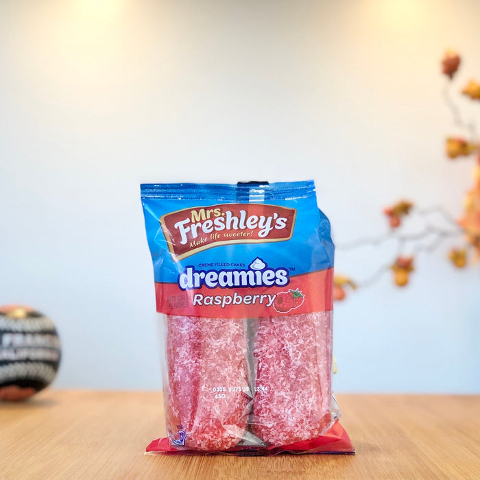 Dreamies - Raspberry aus Amerika