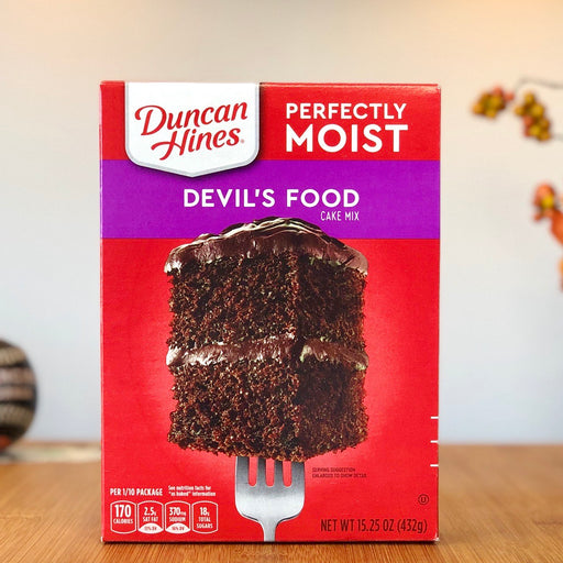 Duncan Hines - Devil's Food Cake Mix