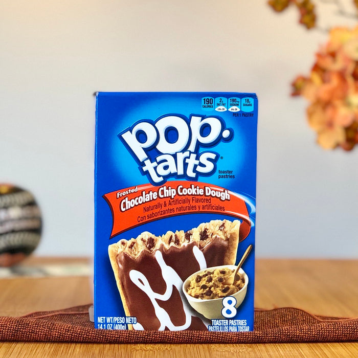 Frosted Chocolate Chip Cookie Dough Pop-Tarts (8er) aus Amerika
