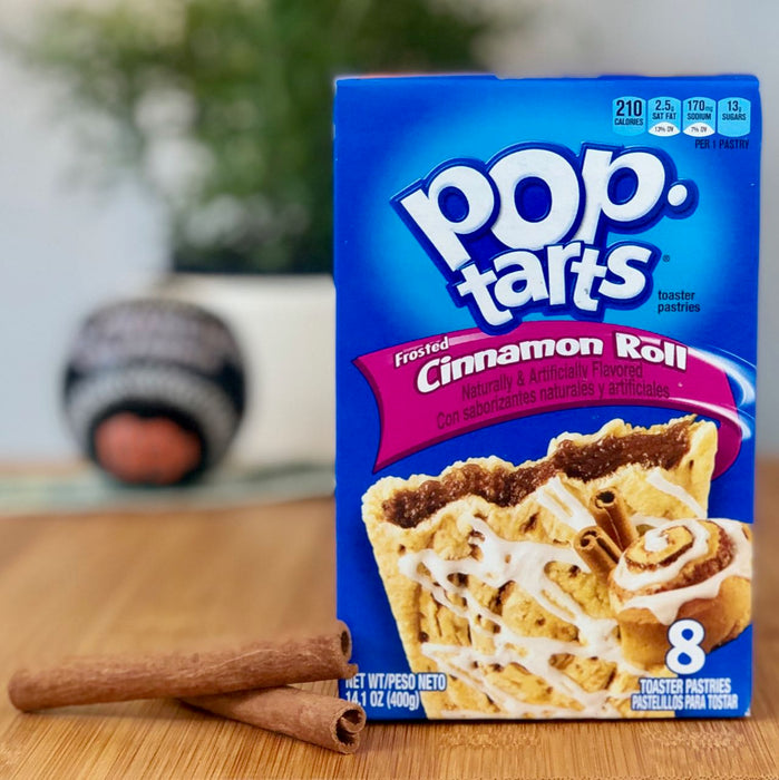Frosted Cinnamon Roll Pop-Tarts (8er)