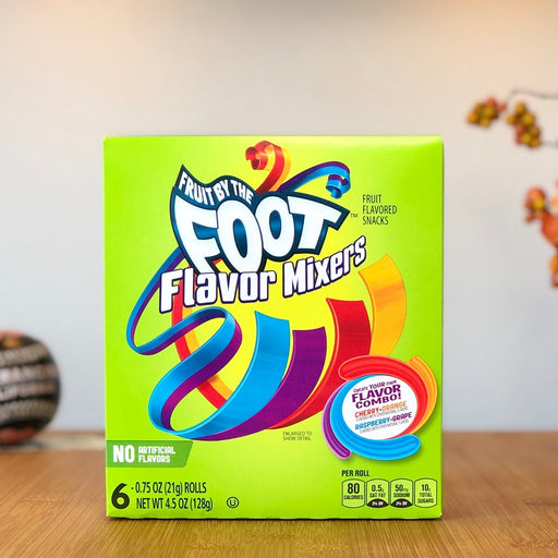 Fruit By The Foot - Flavor Mixers (6er) aus Amerika