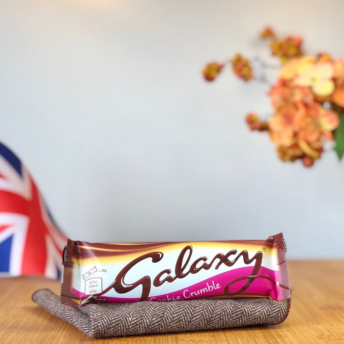 Galaxy - Cookie Crumble Bar aus England