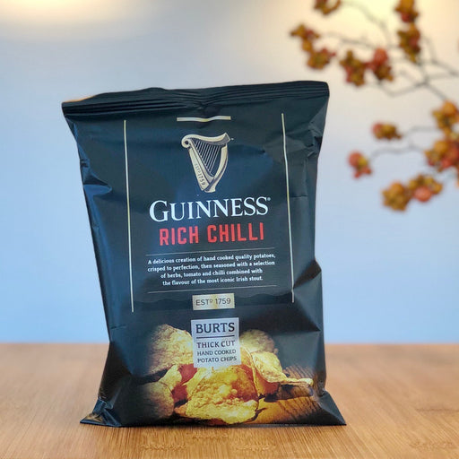 Guinness Chips mit Chili (40g)