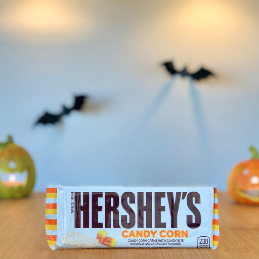Halloween Schokolade Hershey's Candy Corn White Chocolate