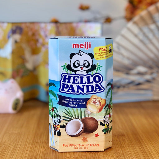 Hello Panda - Coconut