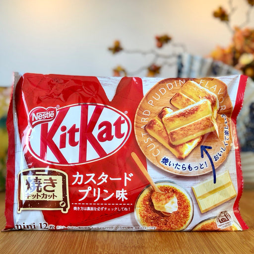 KitKat Mini - Custard Pudding (12er) aus Japan