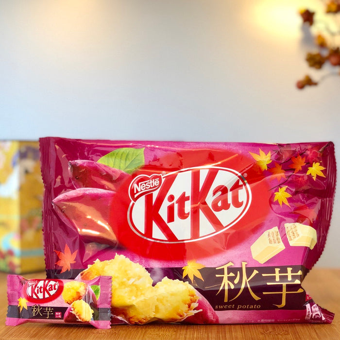 Kitkat Mini Autumn Sweet Potato (11er)
