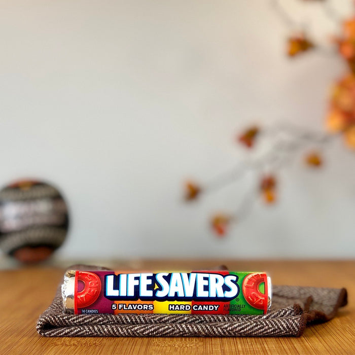 Life Savers - Hard Candy (5 Flavors) aus Amerika