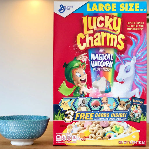 Amerikanische Kornflakes Lucky Charms