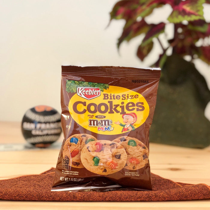 Keebler - M&M's Bite Size Cookies