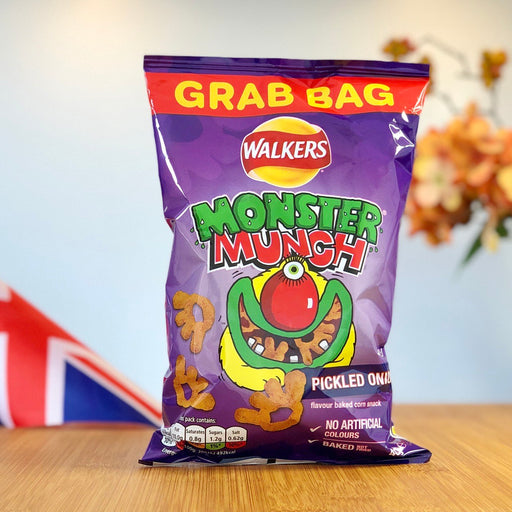 Mega Monster Munch - Pickled Onion (40g)