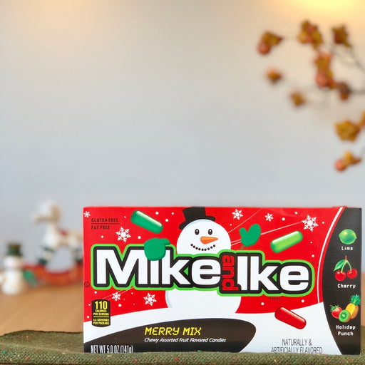 Mike & Ike - Christmas Merry Mix