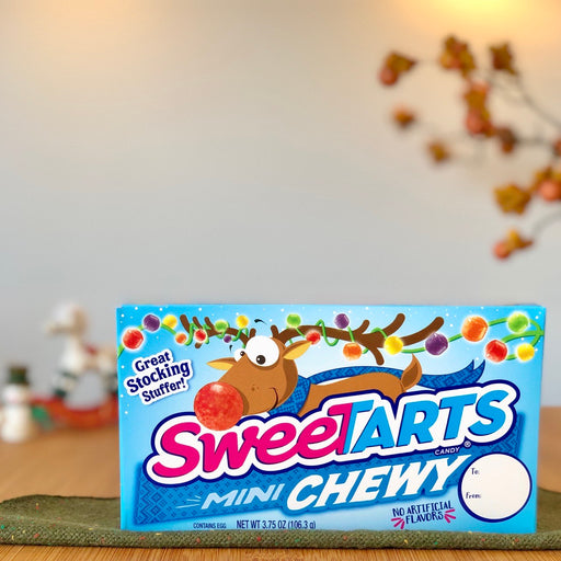 Mini Chewy Sweetarts Christmas (Cinema Box)