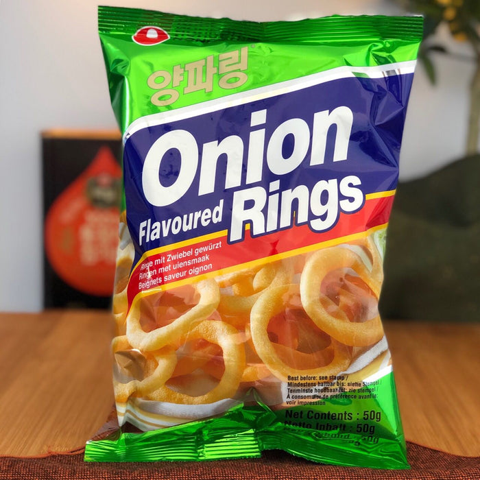 Onion Flavoured Rings
