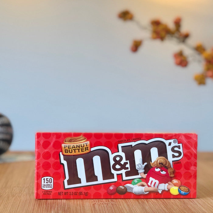 Peanut butter M&M's - Cinema Box (85g)