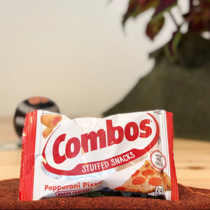 Amerikanische Snacks Pepperoni Pizza Combos