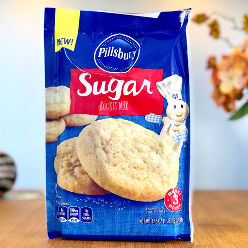 Pillsbury - Sugar Cookie Mix aus Amerika