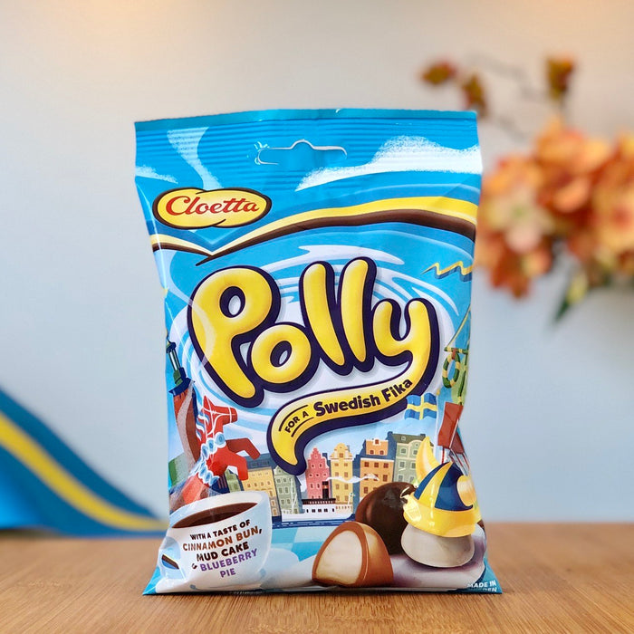 Polly for a Swedish Fika