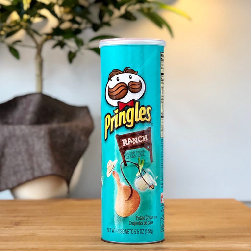 Amerikanische Chips Pringles Ranch