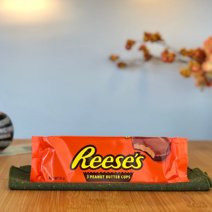 Reese's 3 Peanut Butter Cups aus Amerika
