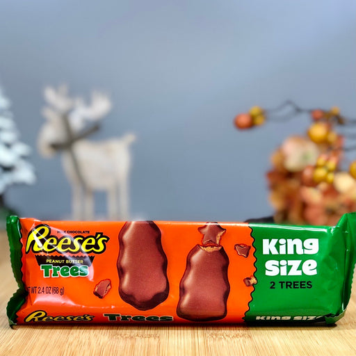 Reese's Peanut Butter Trees (King Size) aus Amerika