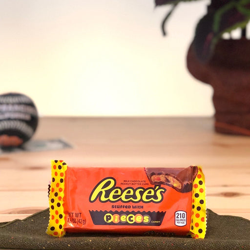 amerikanische Reeses Reese's Stuffed with Pieces