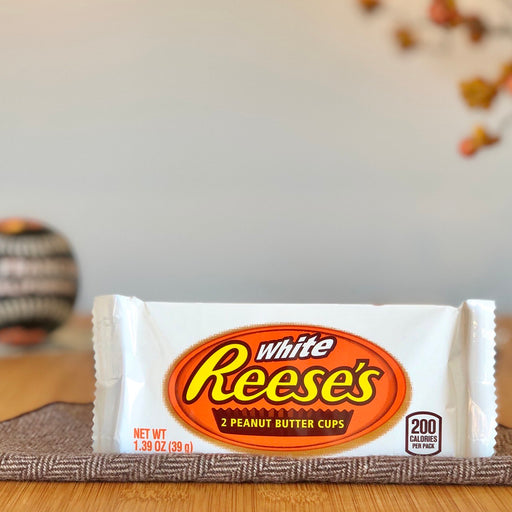 Reese's White Peanut Butter Cups aus Amerika