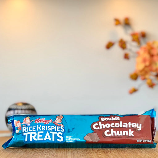 Rice Krispies Treats - Double Chocolately Chunk aus Amerika
