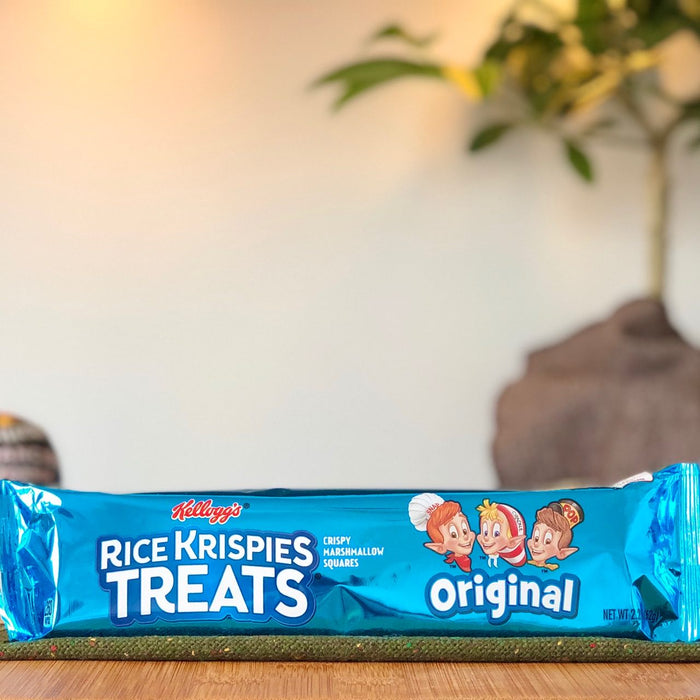 Amerikanische Suessigkeiten Rice Krispies Treats Original Big Bars